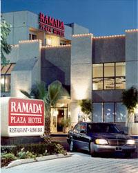 Ramada Plaza Exterior